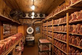 Dry Aging Room